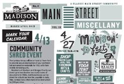 masthead of Main Street Miscellany