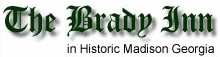 The Brady Inn Logo