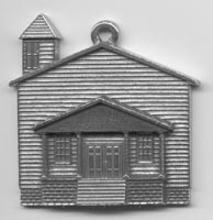Clark's Chapel Ornament